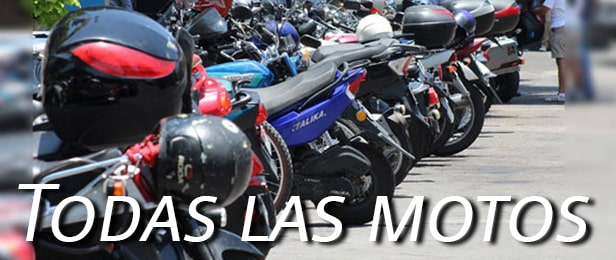 Todas las motos